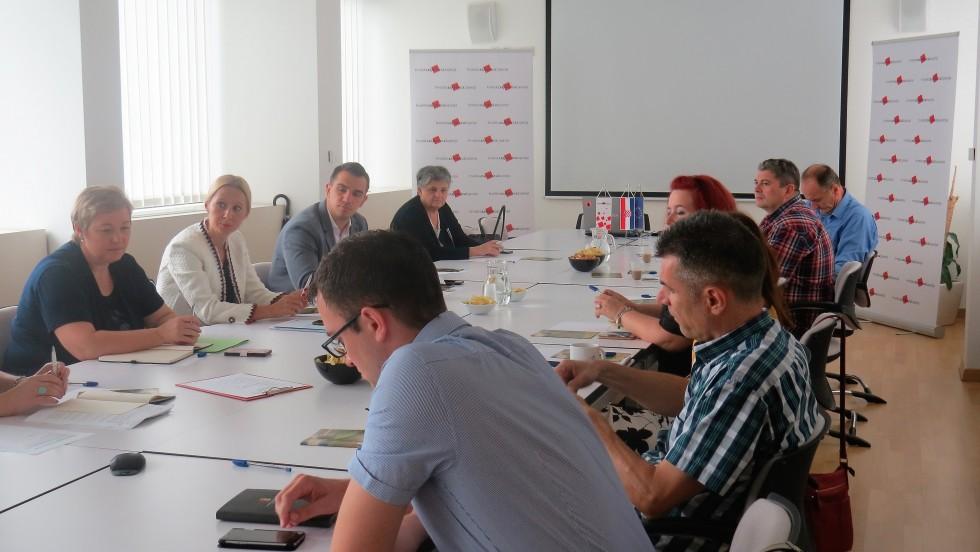 Konstituirana Radna skupina za sustav upravljanja kvalitetom