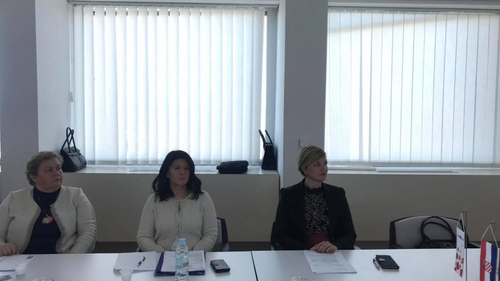 Sjednica Radne skupine za pravna pitanja