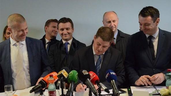 614 milijuna kuna EU sredstava za brže putovanje vlakom od Zaboka do Zagreba i nastavak investicijskog ciklusa u željeznice