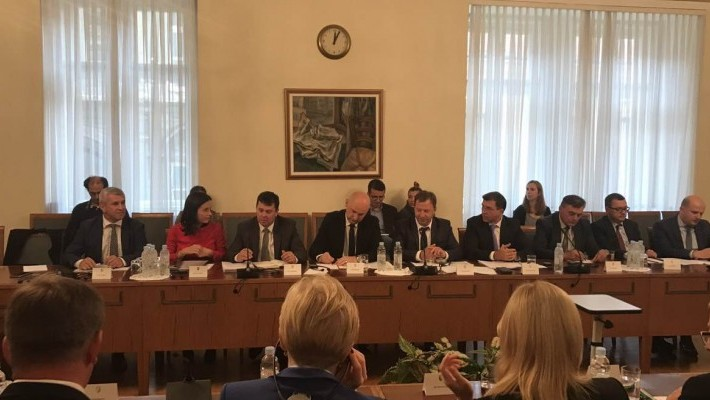 Ministar Tomislav Tolušić s izaslanstvom Odbora za poljoprivredu i ruralni razvoj Europskog parlamenta