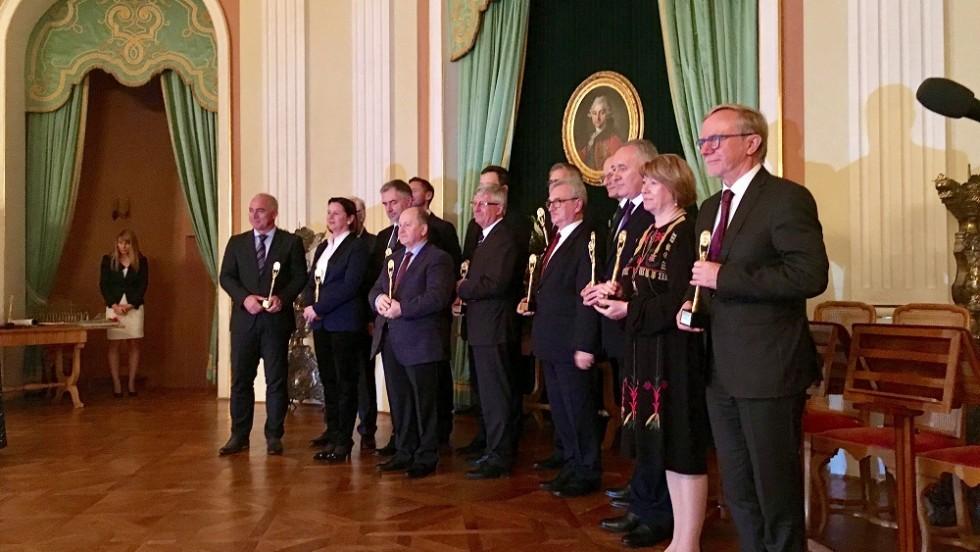 """Predsjednik Pauk u Varšavi: """"Suradnjom vojvodstava i županija u zajedničku budućnost"""""""