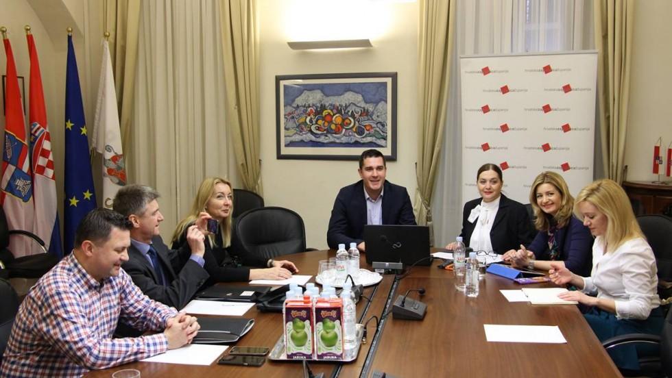 Sjednica Radne skupine za odnose s javnošću: Zajedničkim projektima jačati kapacitete i komunikaciju s građanima
