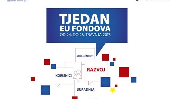 LokalnaHrvatska.hr Hrvatska zajednica županija Tjedan EU fondova 2018.- Zagreb, sibenik i Marija Bistrica