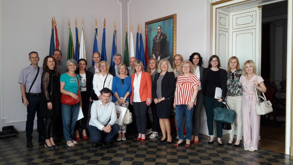 Održana četvrta sjednica Radne skupine za unutarnju reviziju