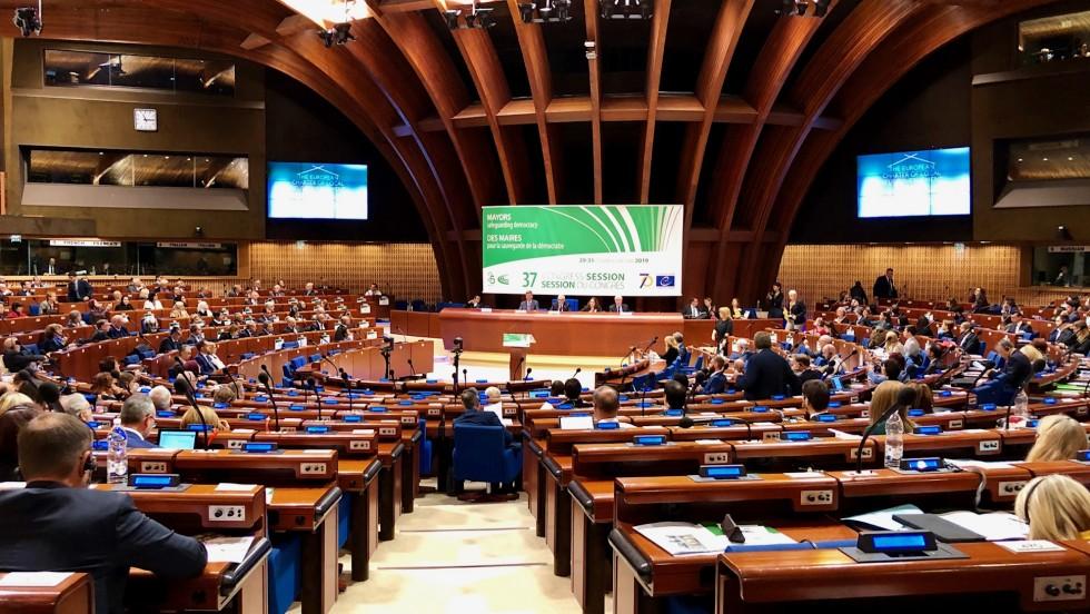 Kongres lokalnih i regionalnih vlasti Vijeća Europe: Zajedno za očuvanje demokracije, vladavine prava i zaštite ljudskih prava