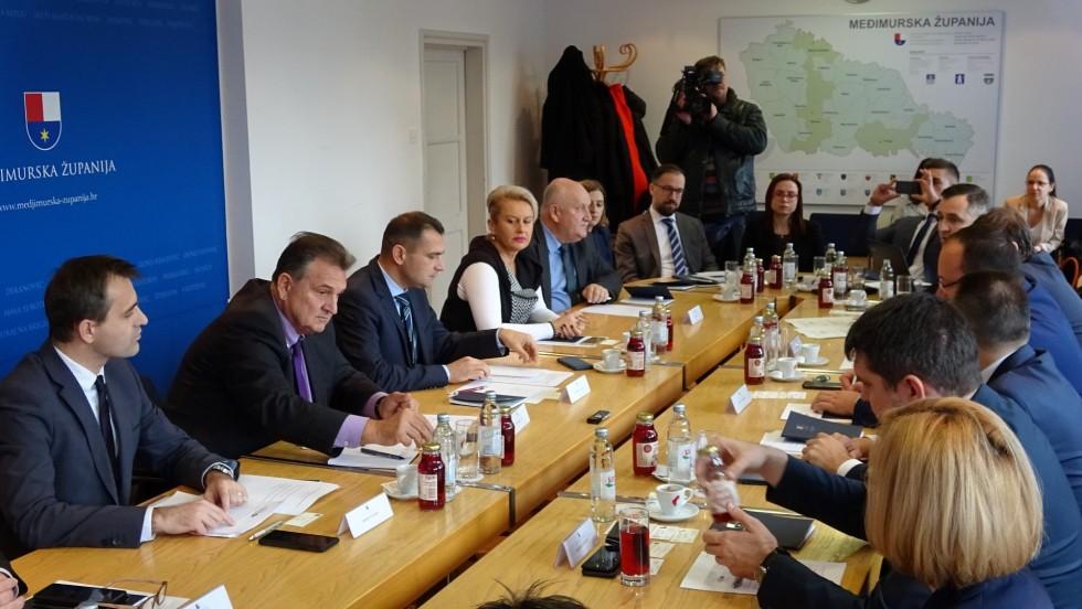 U Međimurskoj županiji dogovorena još kvalitetnija međudržavna suradnja u sklopu programa Pannon EGTC