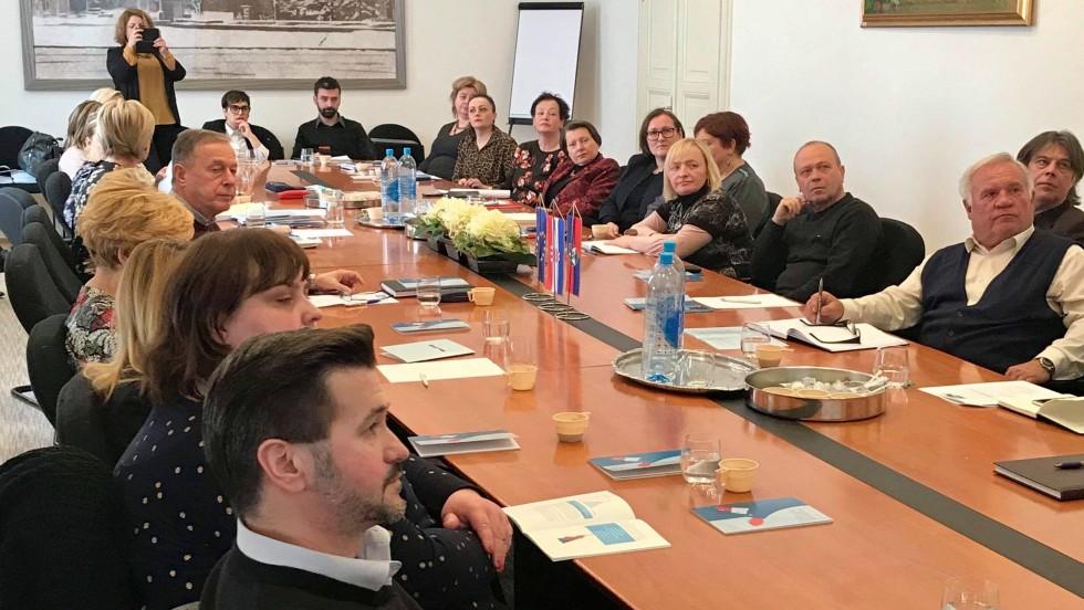 U Koprivnici održana prva edukacija o antikorupciji