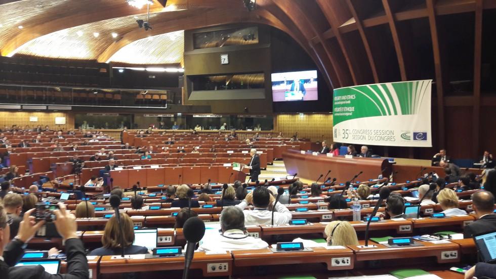 U Strasbourgu počela 35. plenarna sjednica Kongresa lokalnih i regionalnih vlasti