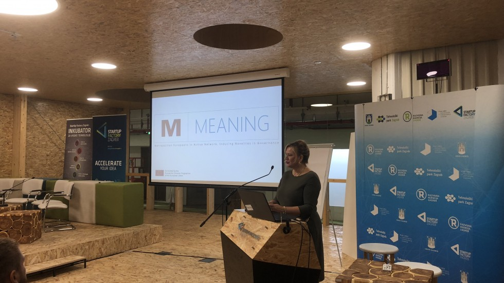 Završna konferencija projekta MEANING