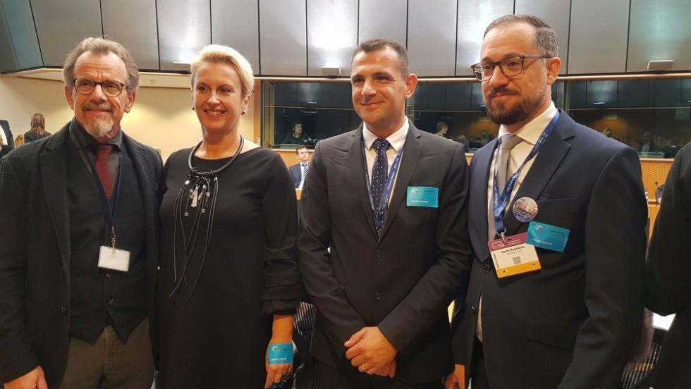 Međimurska županija predstavila se na Europskom tjednu regija i gradova u Bruxellesu