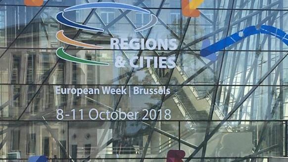 Najava Europskog tjedan regija i gradova 2019.