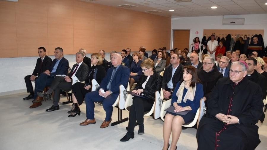 Otvorena nova zgrada dnevne bolnice Opće bolnice Šibensko-kninske županije
