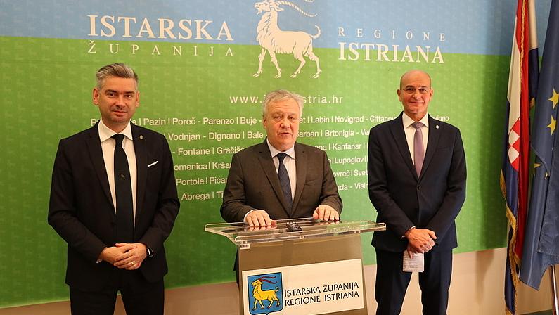 Istarska županija: Predstavljene mjere istarskih gradova za rasterećenje gospodarstva
