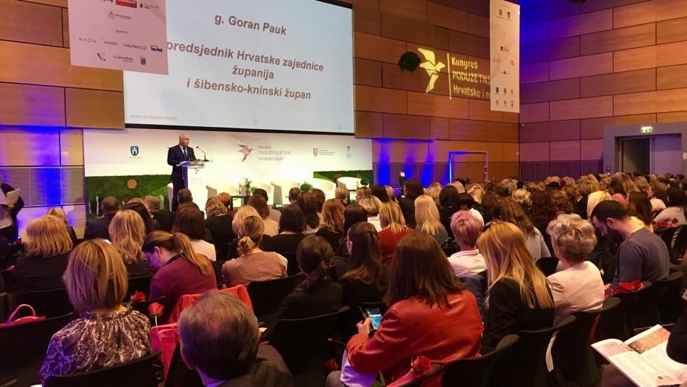 Kongres poduzetnica ponovno okupio mnogobrojne poslovne žene jugoistočne Europe