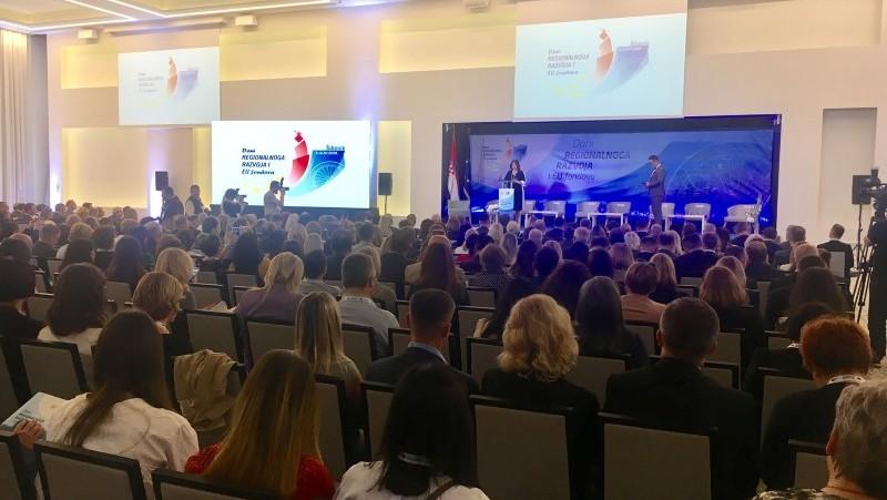 """Konferencija """"Dani regionalnog razvoja i EU fondova"""""""