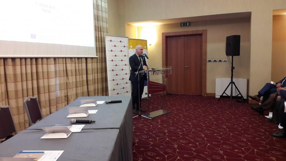 """Presudna uloga mladih u kreiranju budućnosti glavna tema međunarodne konferencije  """"Što je Europska unija"""""""