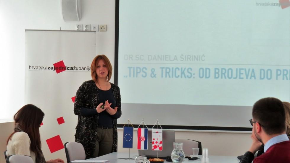 """Održana radionica """"Tips&tricks"""" za novinare"""