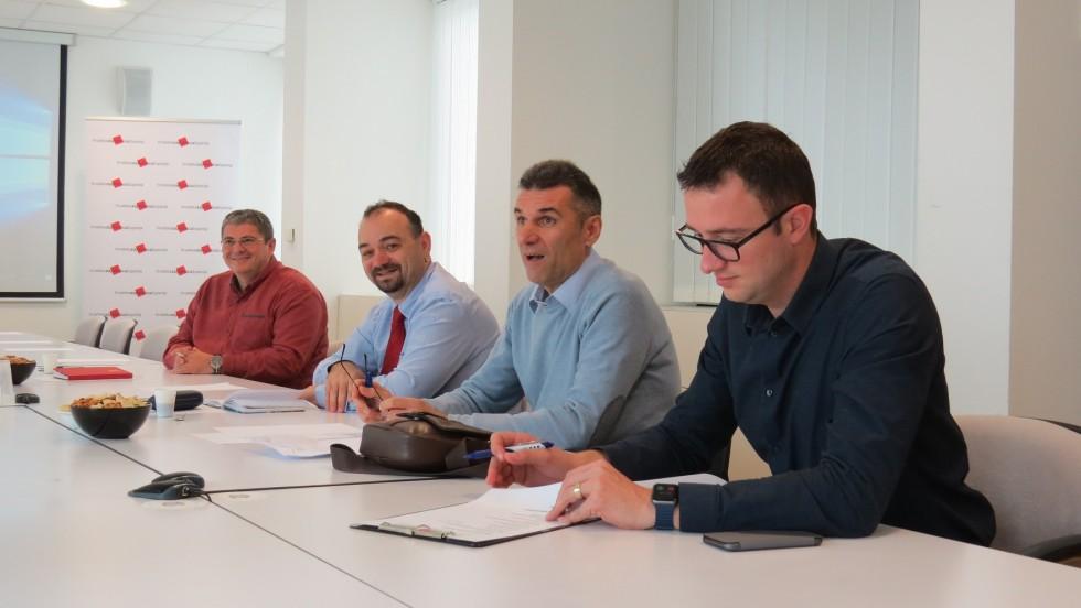 Radna skupina za upravljanje kvalitetom o mogućnostima unapređenja sustava