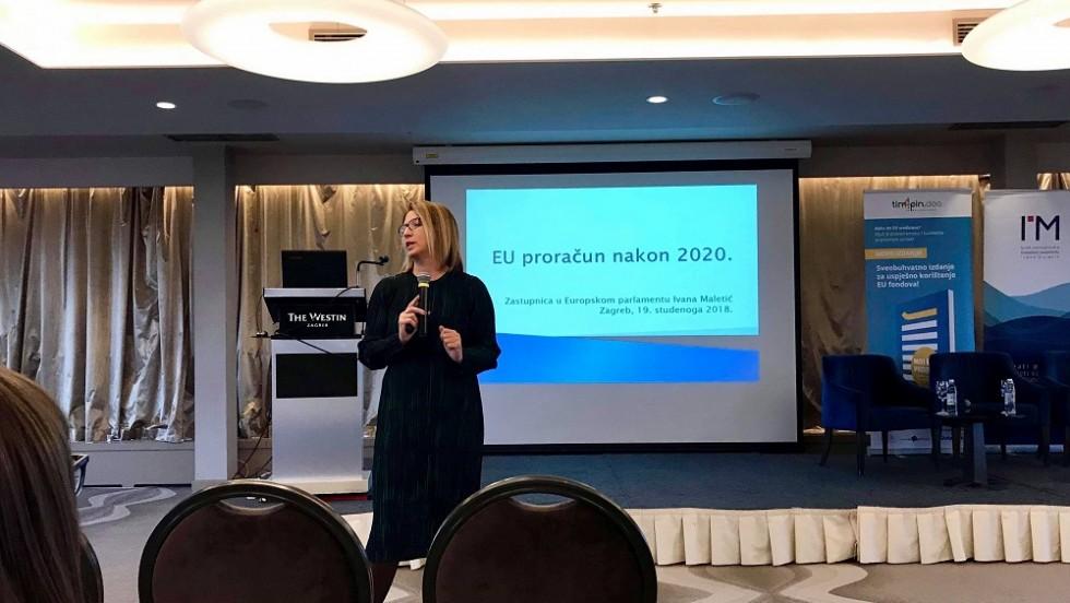 Održana konferencija o EU fondovima nakon 2020. godine
