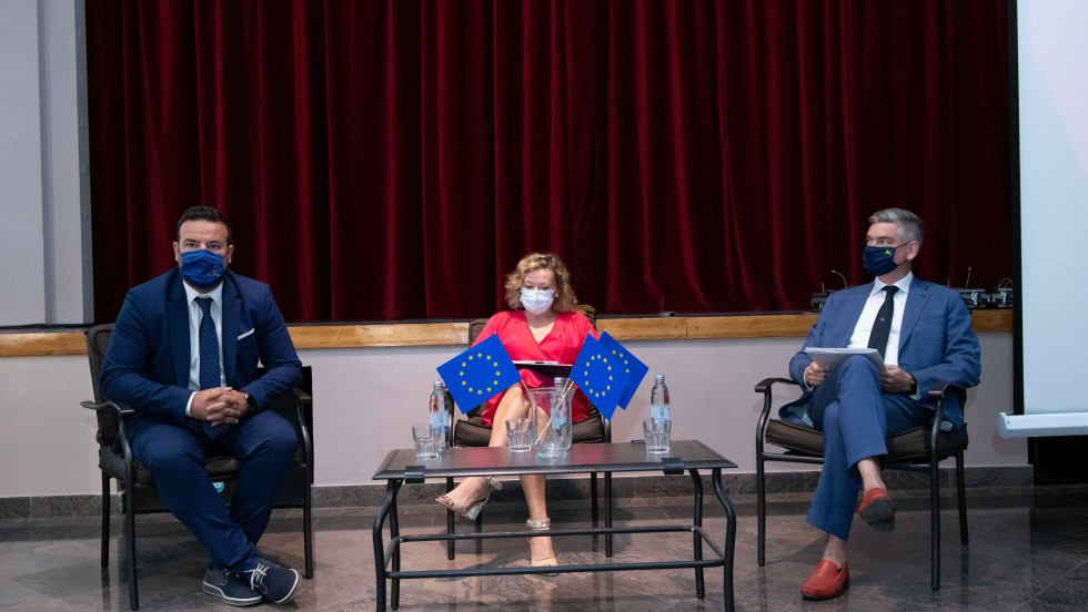 "Istarski župan Miletić na konferenciji o budućnosti Europe: ""Mladi i budućnost obrazovanja"""
