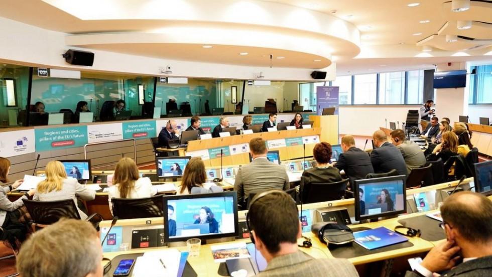 """U Bruxellesu održana Konferencija """"Višegodišnji financijski okvir 2021.-2027. – Kohezija i vrijednosti; uloga regionalnih i lokalnih vlasti"""""""