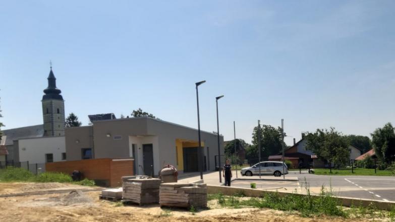 Koprivničko-križevačka županija: Započeo investicijski ciklus od preko 70 milijuna kuna kojim će se izgraditi pet školsko-sportskih dvorana