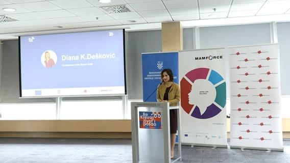 """Novi EU projekt """"Re-kreiraj život i posao za žene i muškarce"""" predstavljen i u Osijeku"""