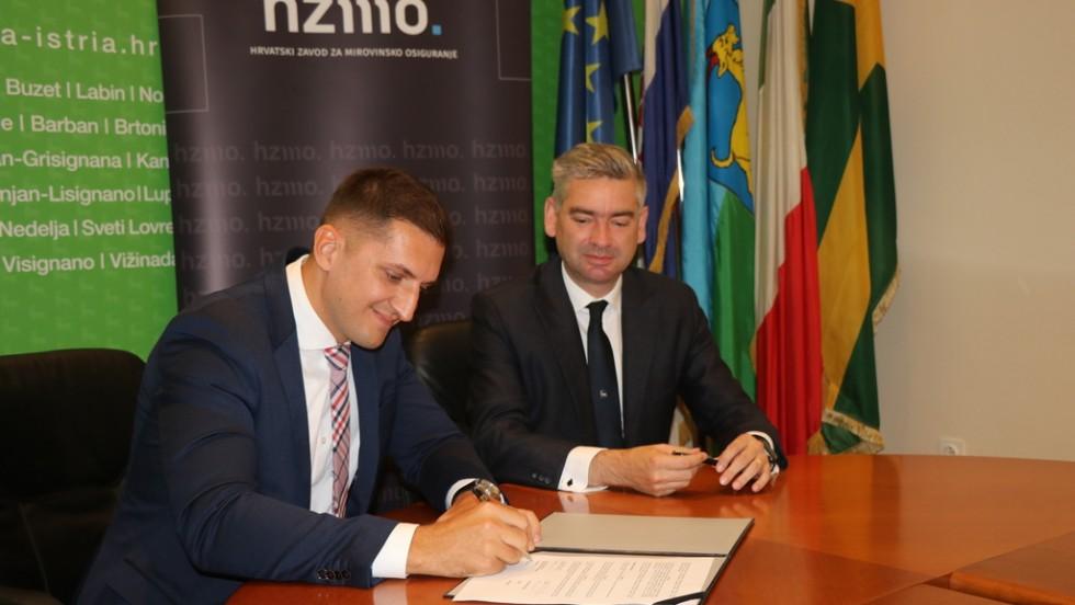 Istarska županija postala vlasnikom nekretnina domova za starije u Puli, Novigradu i Raši