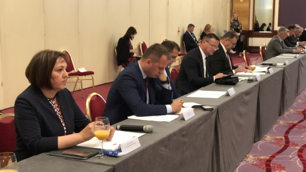 Održana sjednica Izvršnog odbora Hrvatske zajednice županija