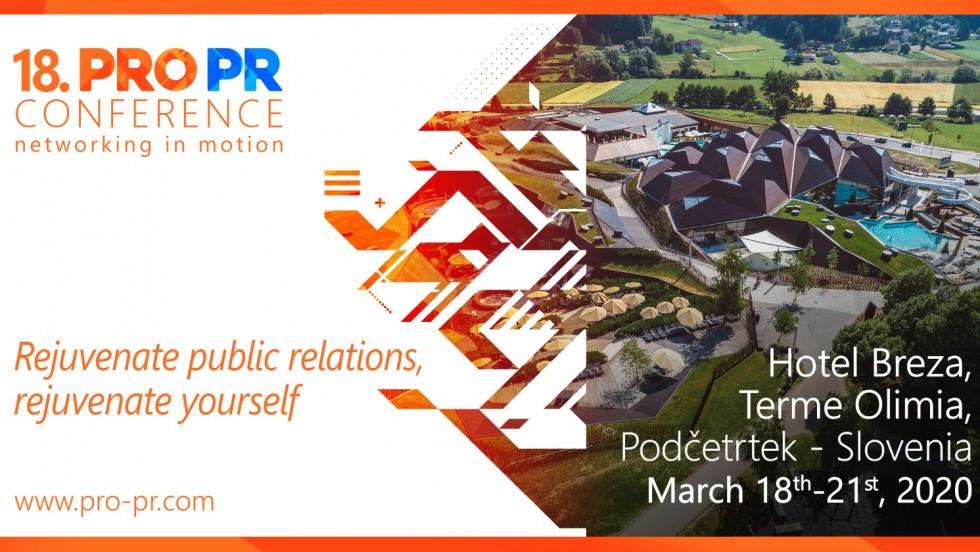 18. izdanje PROPR konferencije u ožujku!