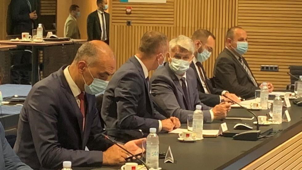 Cijepljenje građana glavna tema redovitog sastanka župana s premijerom