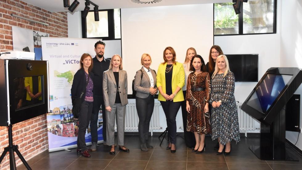 Vukovarsko-srijemska županija: Uspješno završen projekt ViCTour