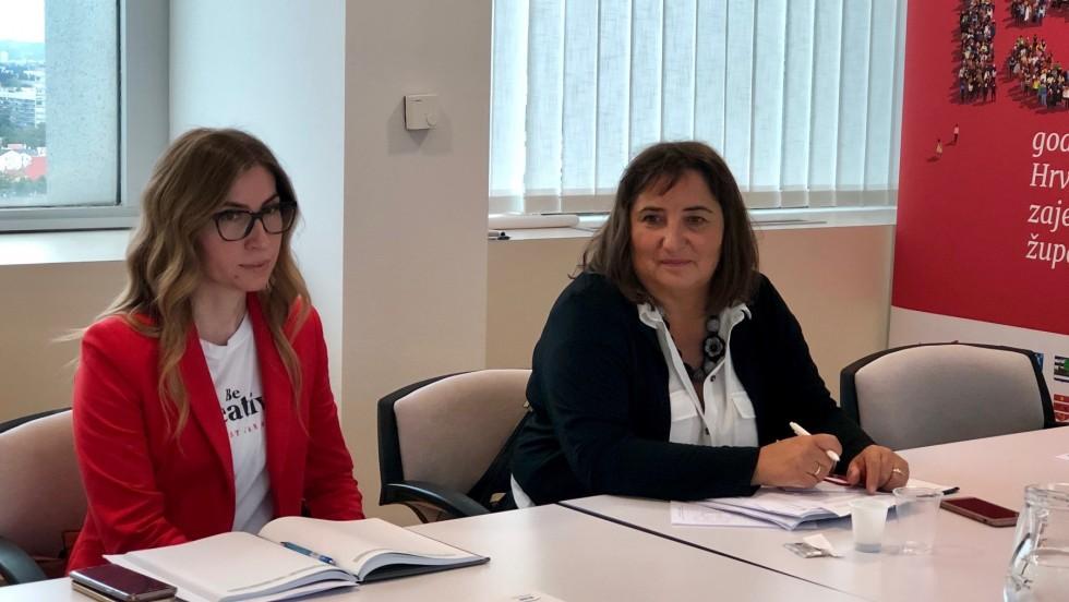 Sjednica Radne skupine za financije i proračun održana u Zagrebu