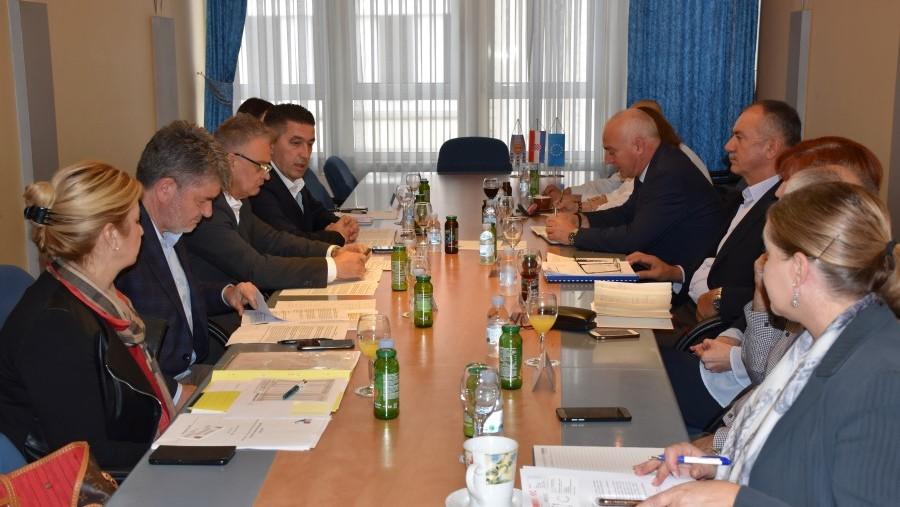 Hrvatska zajednica županija i Udruga poslodavaca u zdravstvu o organizaciji primarne zdravstvene zaštite