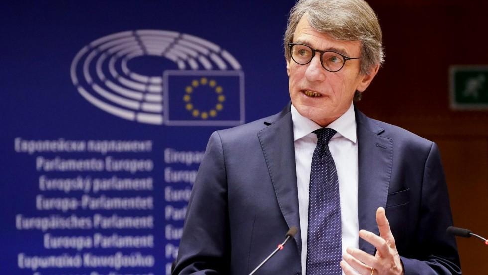 Sassoli poručuje da se u jeku borbe protiv koronavirusa demokracija ne smije zaustaviti
