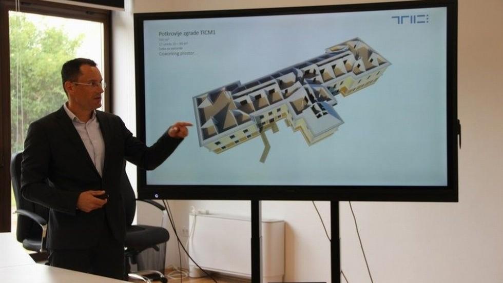 Međimurska županija: Potpisani ugovori za završno opremanje zgrade 3 poduzetničkog inkubatora Tehnološko-inovacijskog centra Međimurje