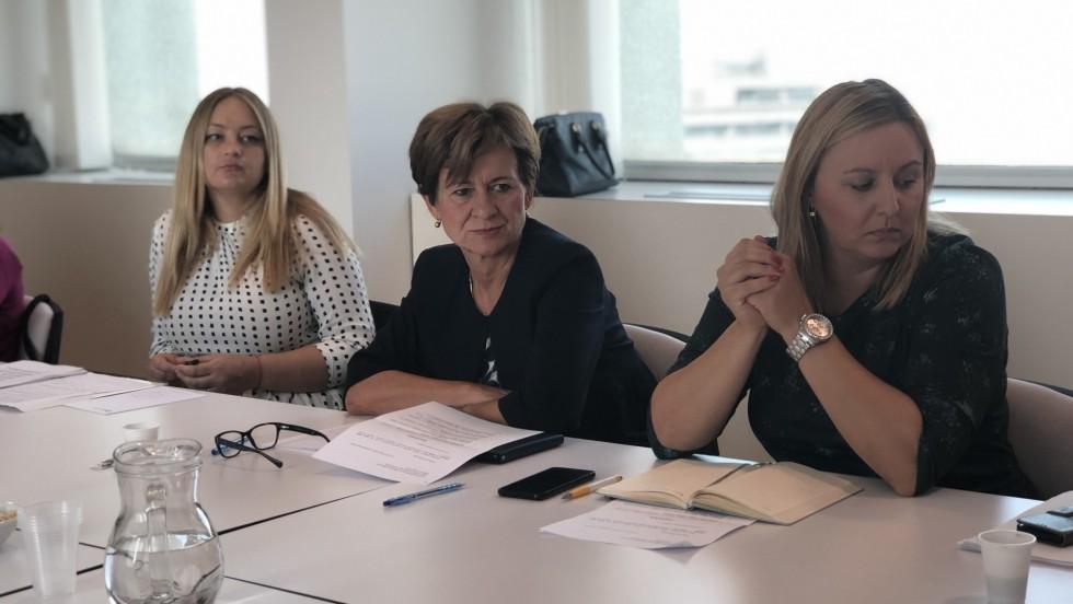 Sjednica Radne skupine za pravna pitanja o provedbi novih zakona
