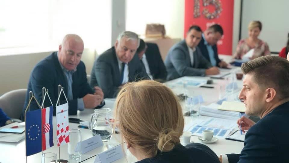 Ministri Malenica i Marić sa županima: Od 1. siječnja građanima brža i učinkovitija javna uprava