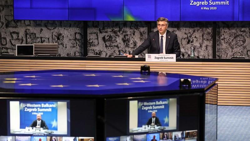 Zagrebačka deklaracija: Snažna potpora europskoj perspektivi i gospodarskom razvoju jugoistoka Europe
