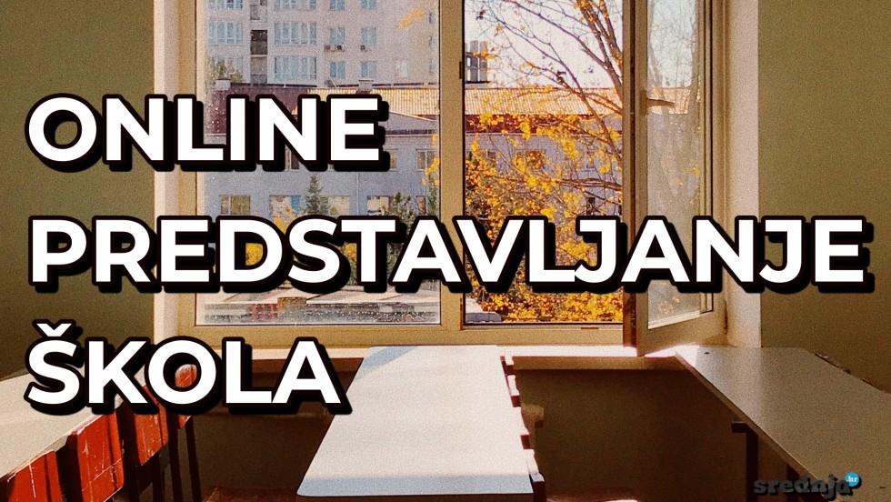 Online predstavljanje škola: Projekt u suradnji s portalom srednja.hr koji će olakšati odabir tisućama učenika – Predstavite svoju školu!