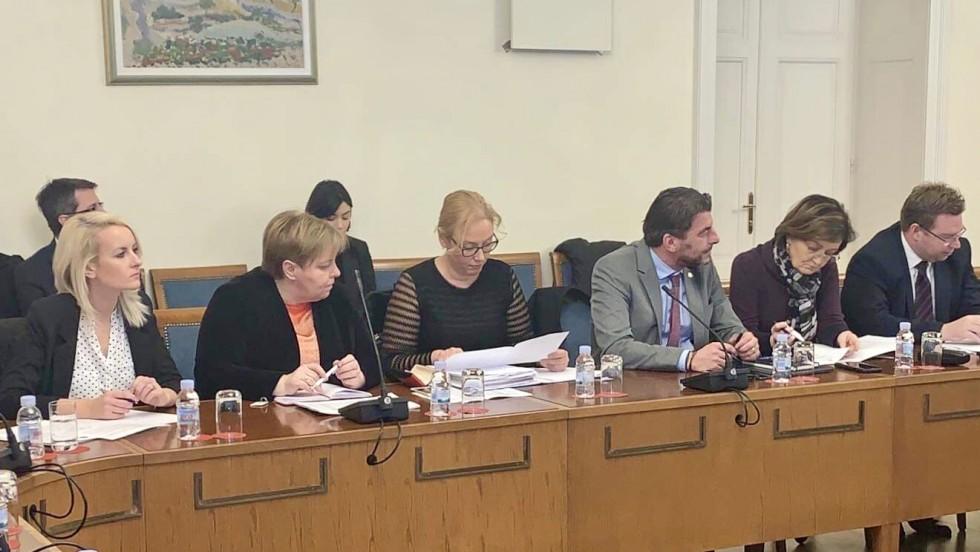 Održana sjednica saborskog Odbora za regionalni razvoj i fondove Europske unije
