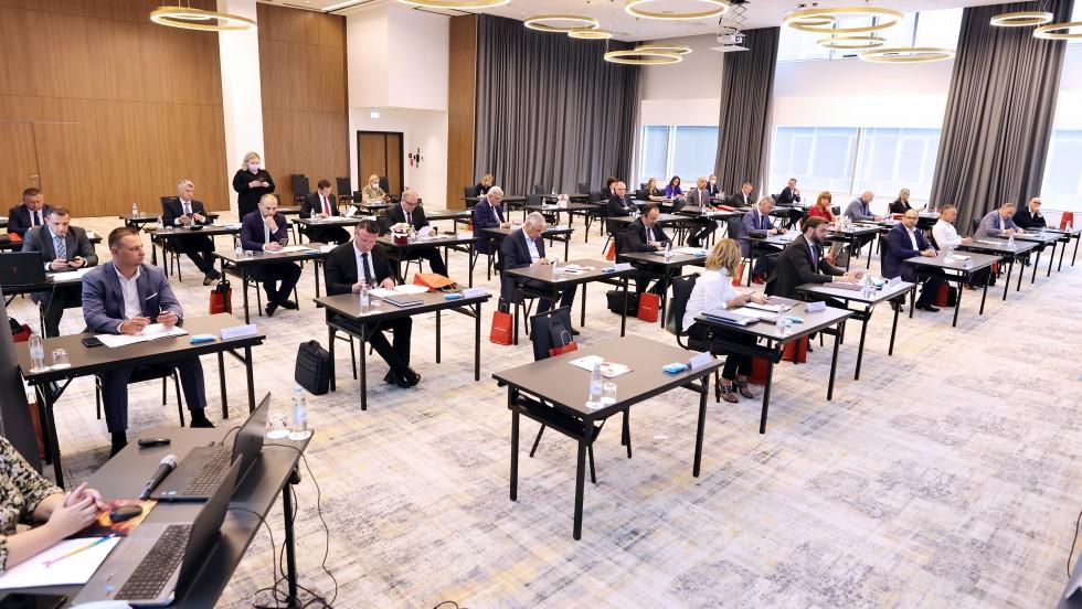 Prvi sastanak župana nakon lokalnih izbora: Višerazinskom suradnjom do zajedničkih rješenja